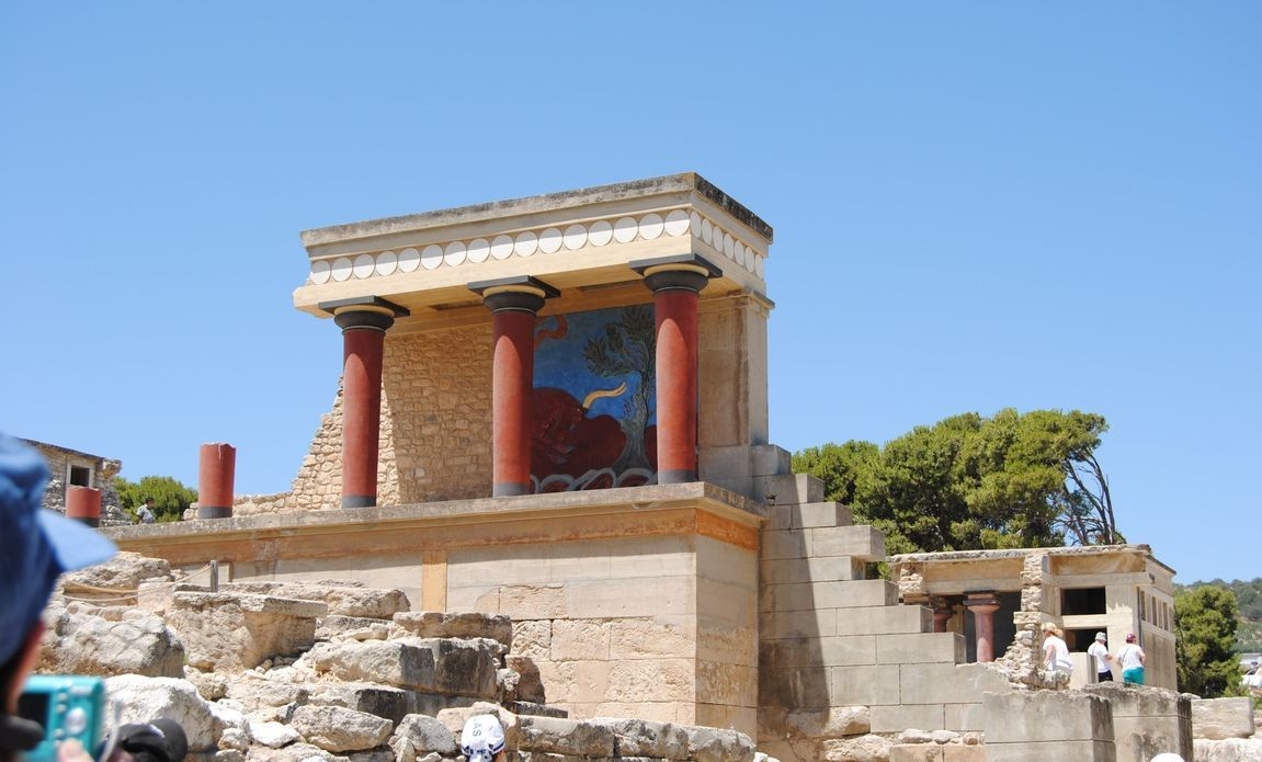 Knossos-Greece